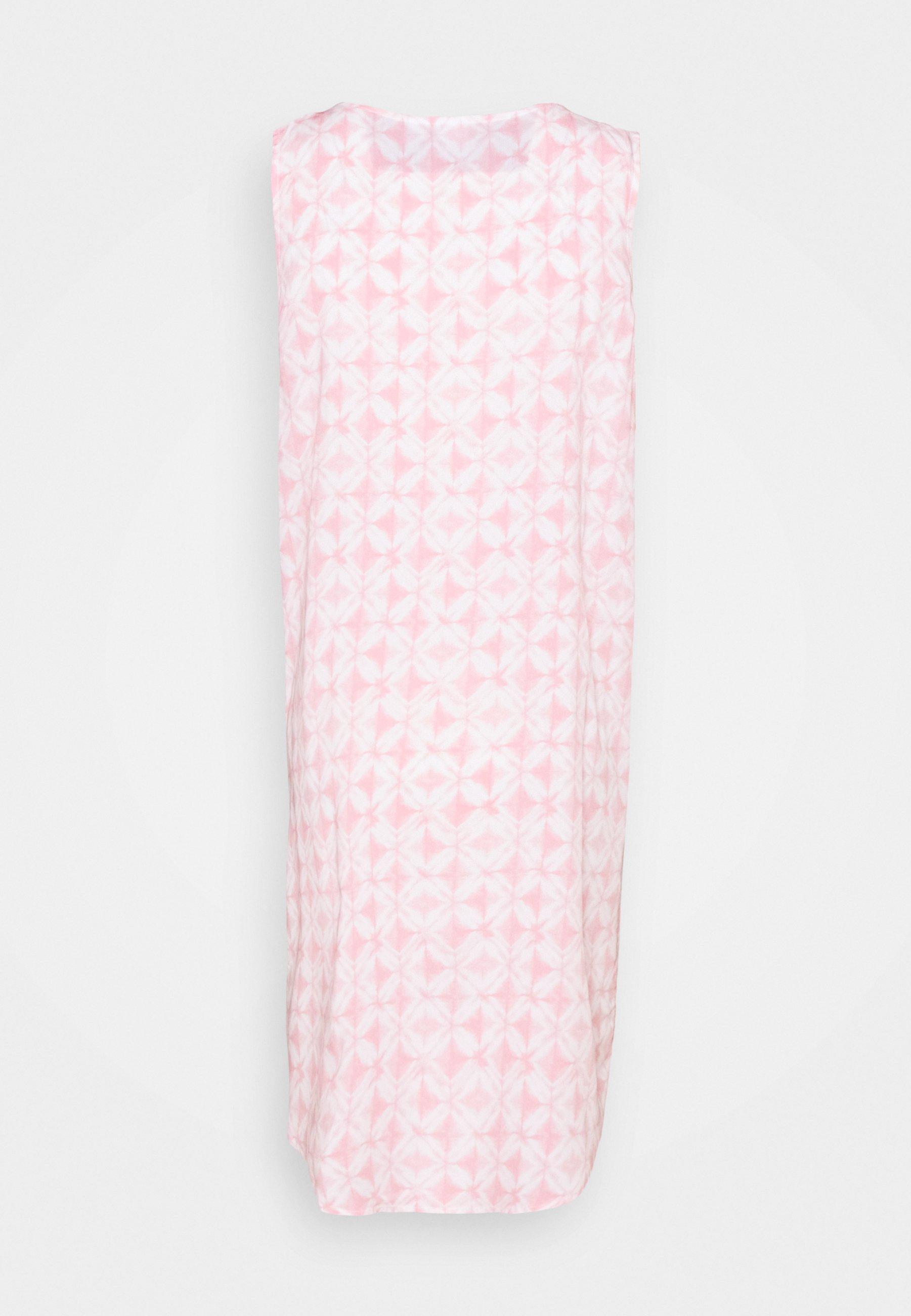 Mujer BUTTON SHIFT DRESS - Vestido informal