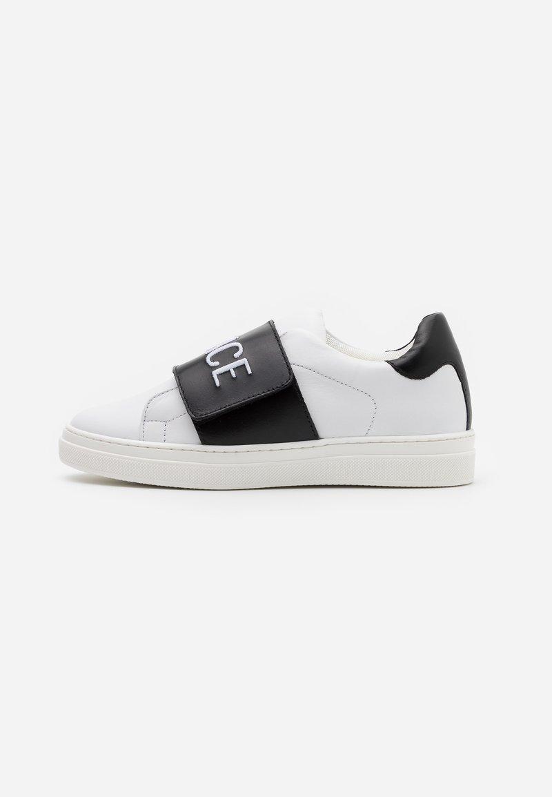 Versace - FASCIA RICAMO  - Tenisky - white/black