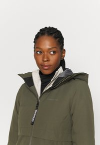 Didriksons - HELLE - Parka - fog green - 3