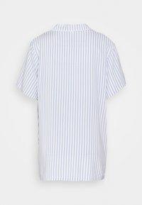 Lindex - NIGHT STRIPE - Pyjama top - blue - 1