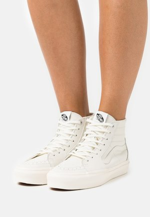 SK8 TAPERED - High-top trainers - marshmallow