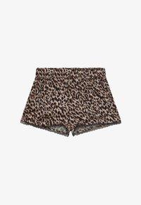 Rosemunde - Shorts - brown shadow - 2