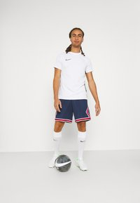 Nike Performance - PARIS ST. GERMAIN STADIUM  - Korte sportsbukser - midnight navy/university red/white - 1