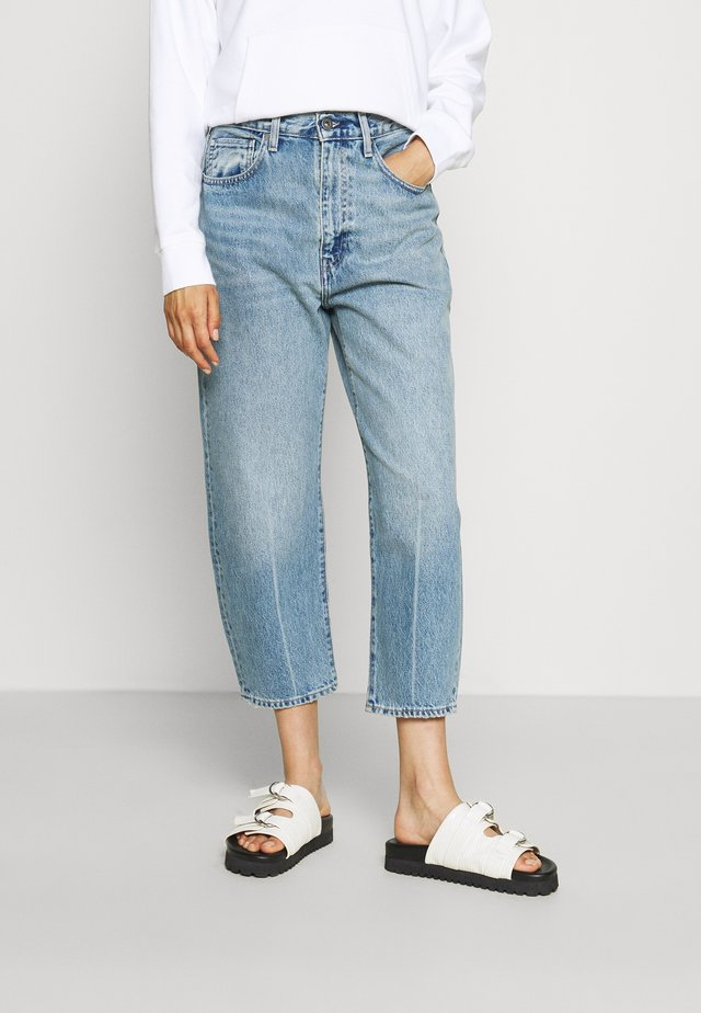 BARREL - Relaxed fit jeans - haven blue