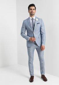 Pier One - Suit - blue - 1
