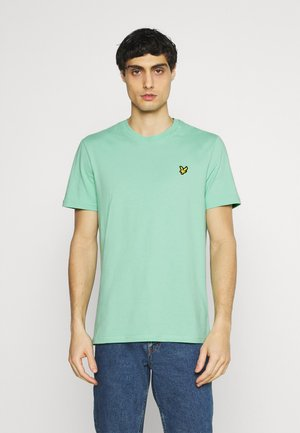 PLAIN - T-shirt - bas - sea mint
