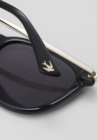 McQ Alexander McQueen - Occhiali da sole - black/gold-coloured - 4