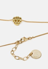 Anton Heunis - SHORT CHAIN WITH LEOPARD PENDANT - Halsband - gold-coloured - 1