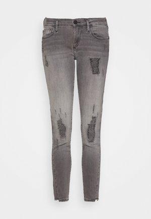 HALLE TRIANGLE  - Jeans Skinny Fit - black denim