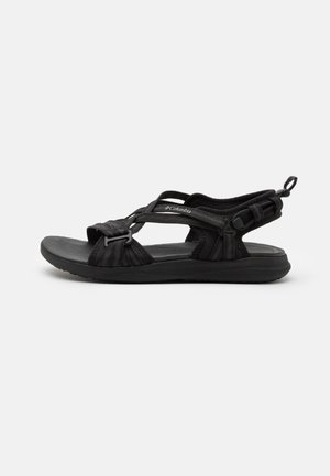 Walking sandals - black/ti grey steel