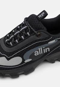 all in - ASTRO UNISEX - Trainers - black - 7