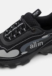 all in - ASTRO UNISEX - Trainers - black - 5