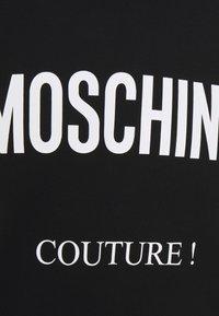MOSCHINO - Hoodie - black - 7