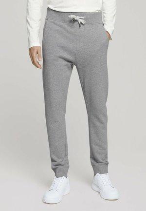 Träningsbyxor - middle grey melange
