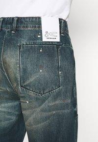 Denham - FATIGUE - Jeans relaxed fit - blue - 4