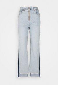 KENDALL + KYLIE - STRAIGHT - Jeans straight leg - medium blue/dark blue - 4
