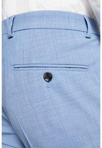 JOOP! - BLAYR - Suit trousers - hellblau meliert - 7