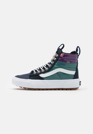 SK8 MTE 2.0 DX UNISEX - Sneakers high - dress blues/jasper