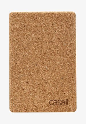 YOGA BLOCK  - Fitness/yoga - natural cork