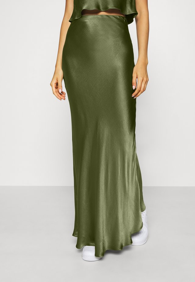 DELPHINE SKIRT - Pencil skirt - fern