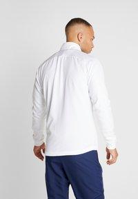 Nike Performance - PARIS ST GERMAIN DRY SUIT SET - Verryttelypuku - white/midnight navy/pure platinum/university red - 2