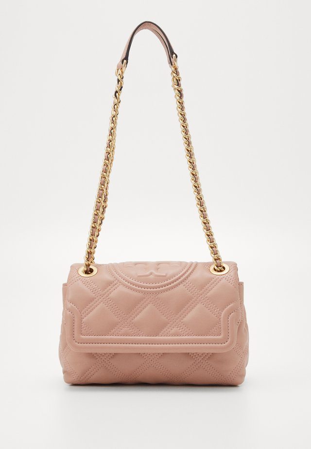 FLEMING SOFT SMALL CONVERTIBLE SHOULDER BAG - Käsilaukku - pink moon