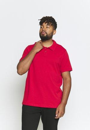 PABLO  - Poloshirt - pompeian red