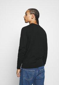 Calvin Klein Tailored - Jumper - black - 2
