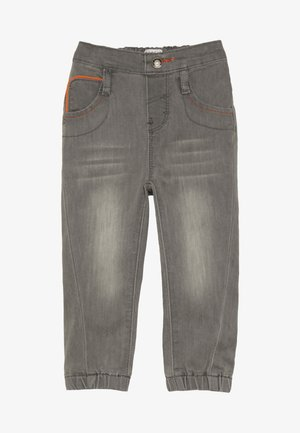 PANTS BABY - Relaxed fit jeans - light grey denim