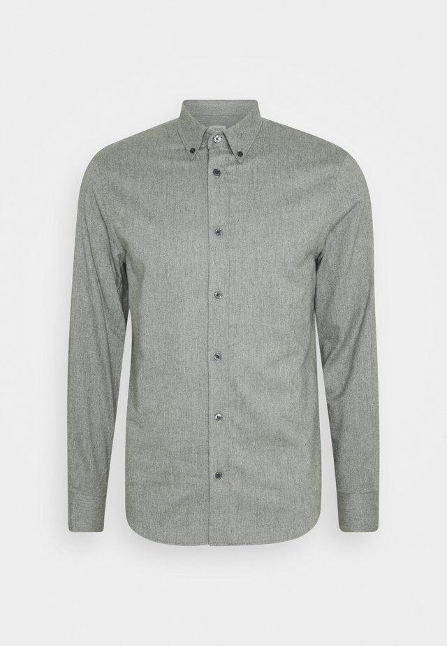 M. LEWIS - Skjorta - grey melange