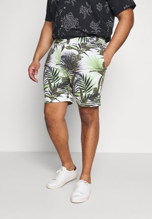 RELAXT FIT - Shorts - white