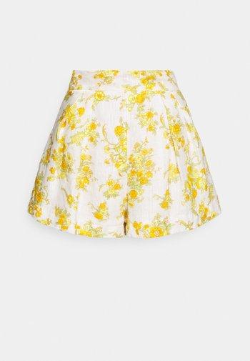 ONDINE - Shorts - yellow