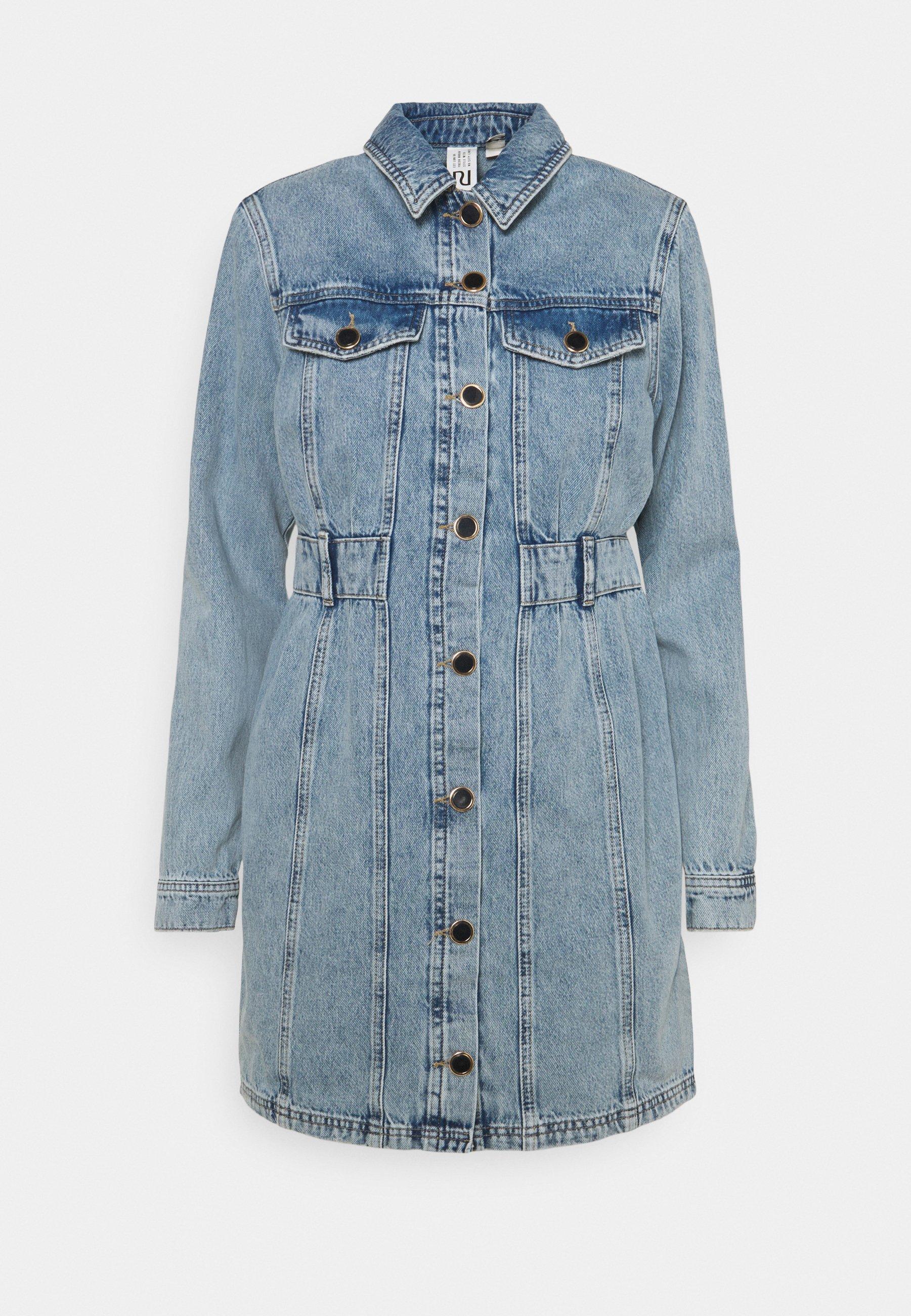 Femme REMY DRESS - Robe en jean