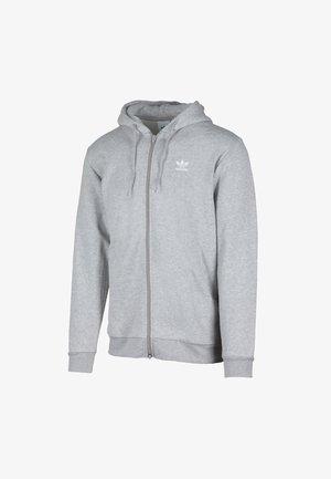 Sweatjacke - medium grey heather (dn6015)