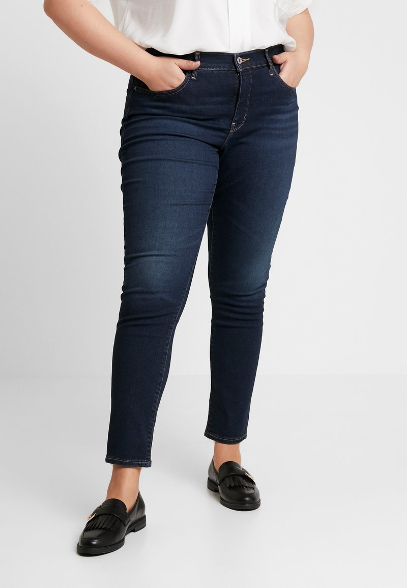 Levi's® Plus - 311 PL SHAPING SKINNY - Jeans Skinny Fit - london nights
