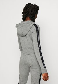Pink Soda - BILLOW ZIP - Hoodie - mid grey grindle - 2