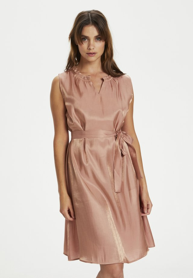 CRCECILIE  - Korte jurk - aragon