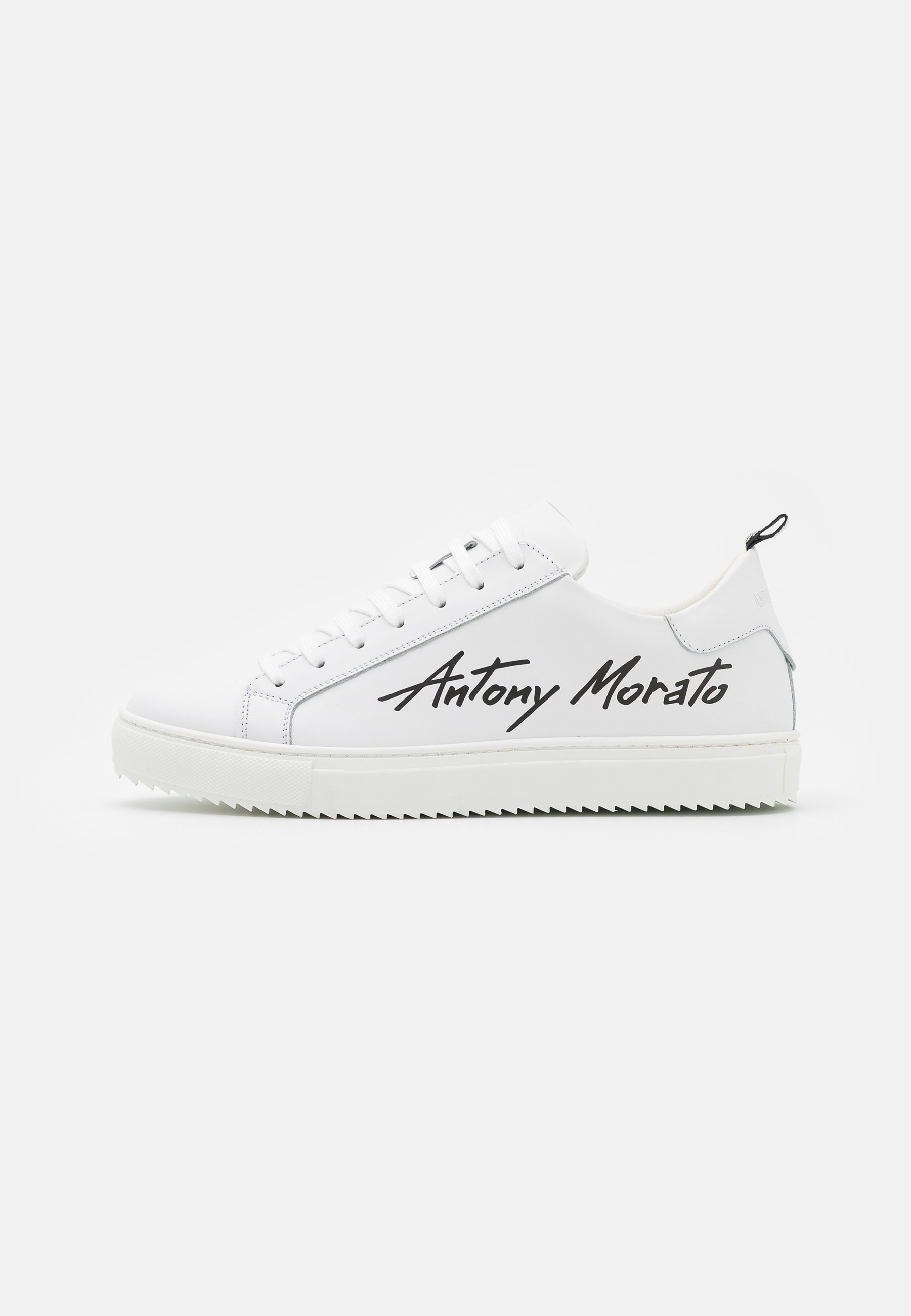 Men SCREEN IN AND GLOSSY LOGO SILK PRINTED - Trainers