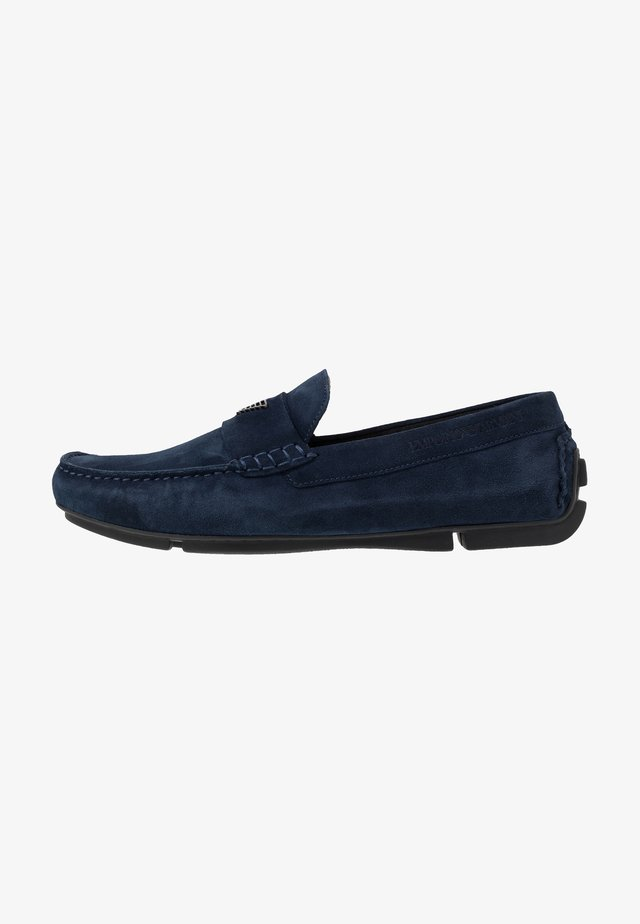 ZINOS - Moccasins - midnight