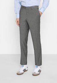 Esprit Collection - BIRDSEYE - Kostym - grey - 3