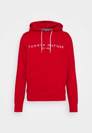 LOGO HOODY - Jersey con capucha - fireworks