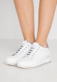 Candice Cooper - Sneakers - panama bianco - 0