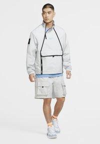 Nike Sportswear - Outdoor jacket - grey fog/black/laser blue - 1