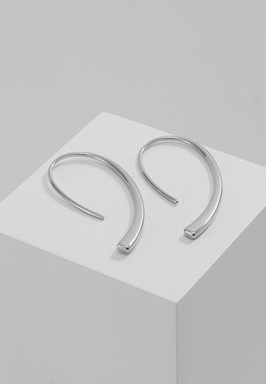 ELIN - Boucles d'oreilles - silver-coloured