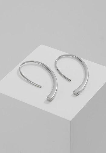 ELIN - Earrings - silver-coloured