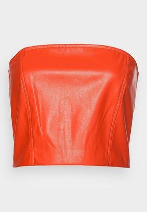 DOLLY  - Linne - orange