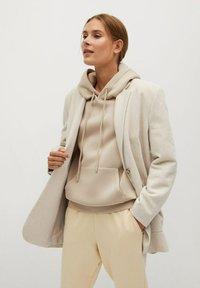 Mango - COLONIA-I - Short coat - beige - 4