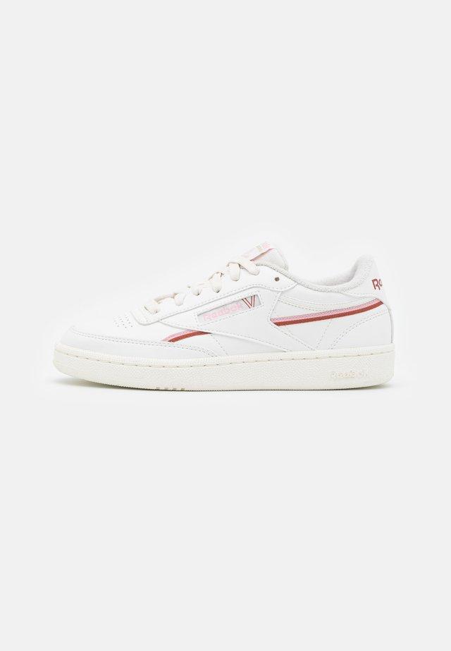 CLUB C 85 VEGAN - Sneakers laag - chalk/pink glow/baked earth