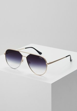 HOLD PLEASE LIZZO - Sunglasses - gold-coloured
