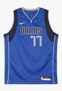 Nike Performance - NBA DONCIC LUKA DALLAS MAVERICKS BOYS ICON SWINGMAN  - Top - game royal - 0